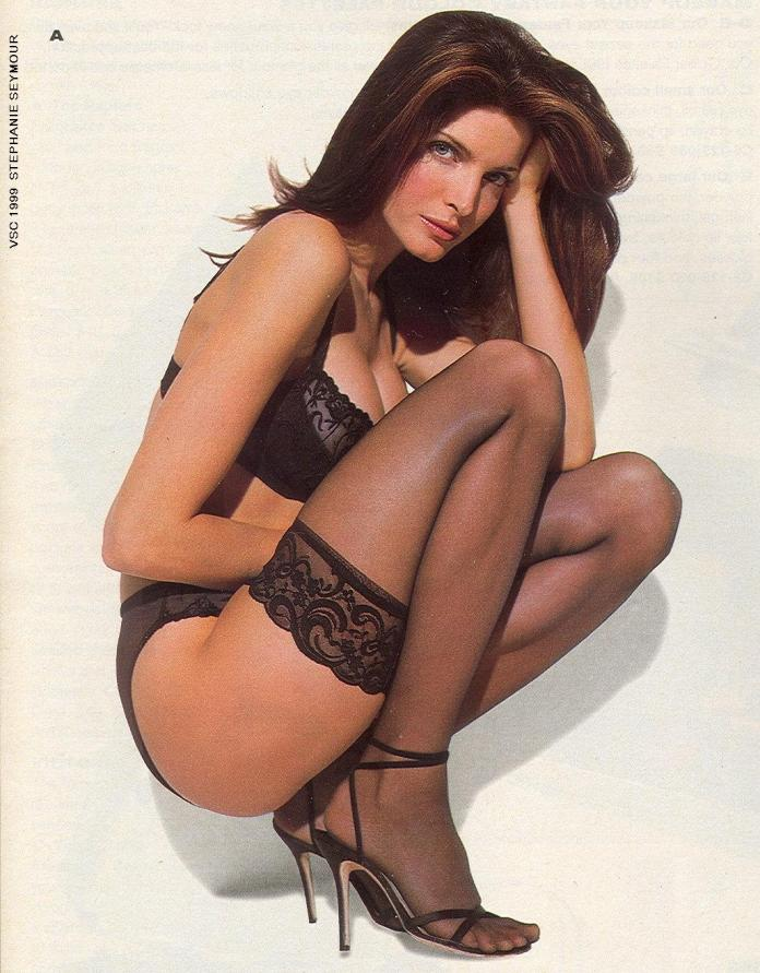 Stephanie Seymour hot pics