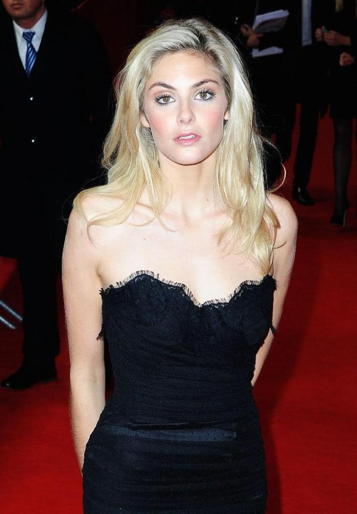 Tamsin Egerton sexy pic
