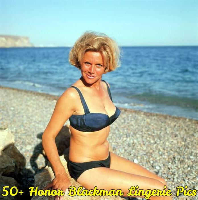 honor blackman lingerie pics