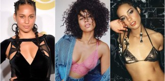 41 Hottest Pictures Of Alicia Keys