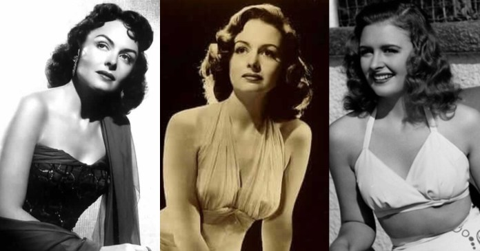 41 Hottest Pictures Of Donna Reed
