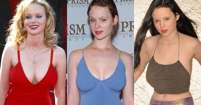 41 Hottest Pictures Of Thora Birch