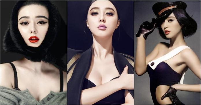 41 Sexiest Pictures Of Fan Bingbing
