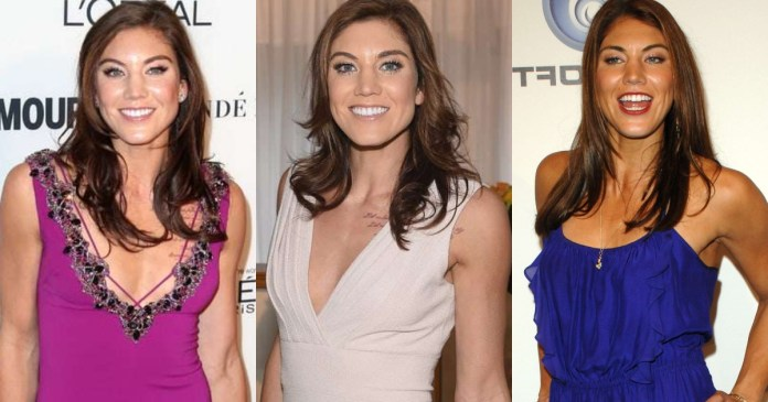 41 Sexiest Pictures Of Hope Solo