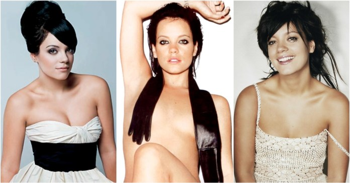 41 Sexiest Pictures Of Lily Allen