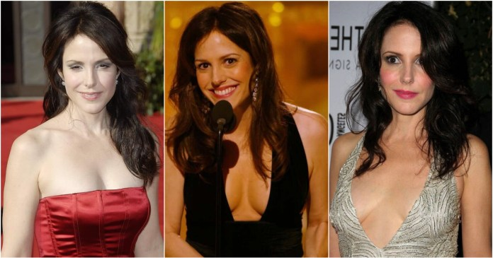 41 Sexiest Pictures Of Mary-Louise Parker