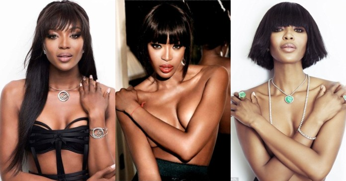 41 Sexiest Pictures Of Naomi Campbell