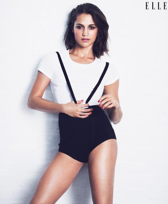Alicia Vikander hot pics