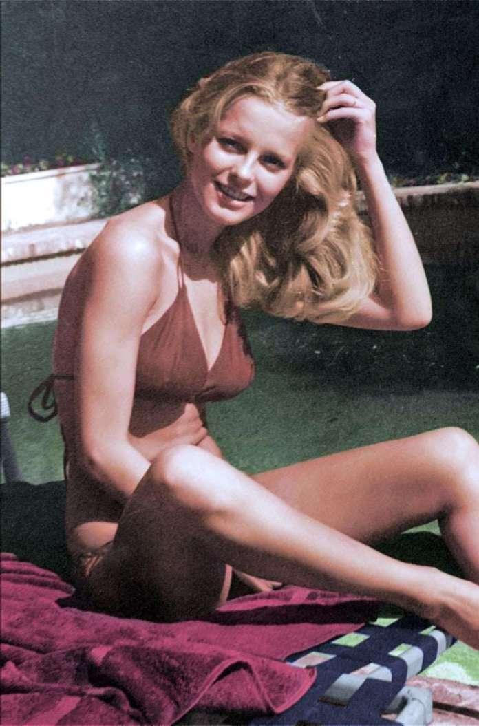 Cheryl Ladd sexy look