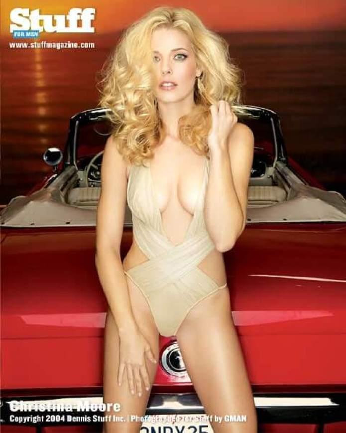 Christina Moore beautiful pic