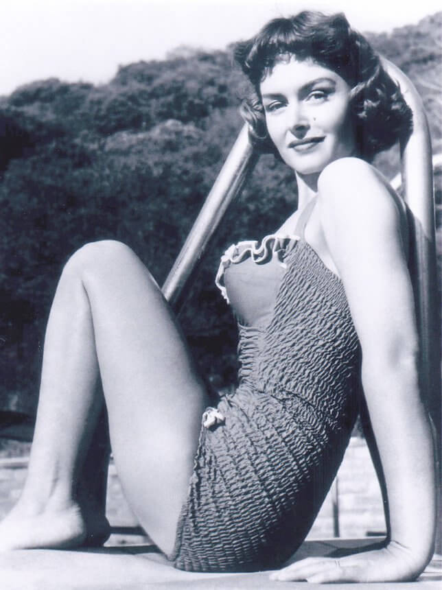 Donna Reed hot butt pic