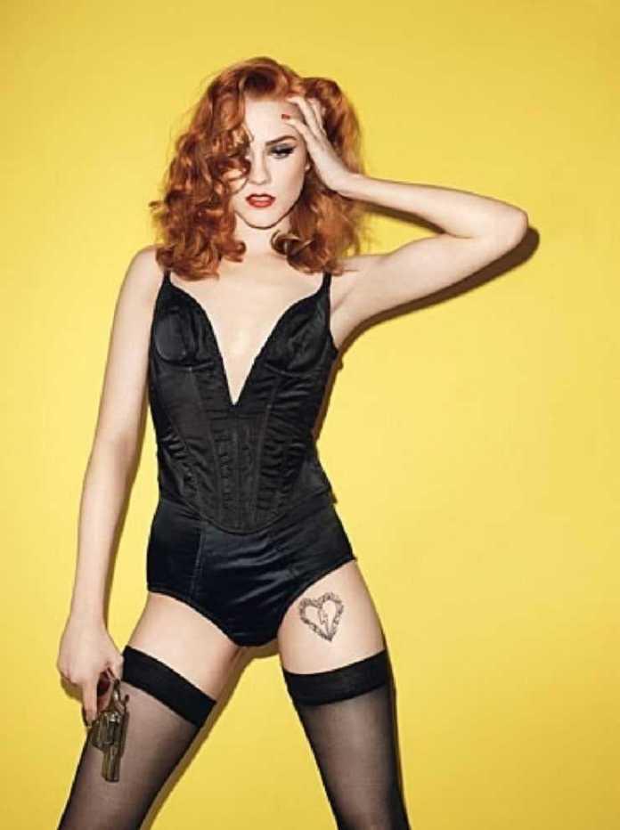 Evan Rachel Wood lingerie pics