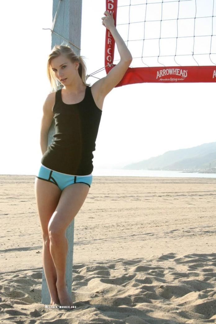Heather Morris amazing pics