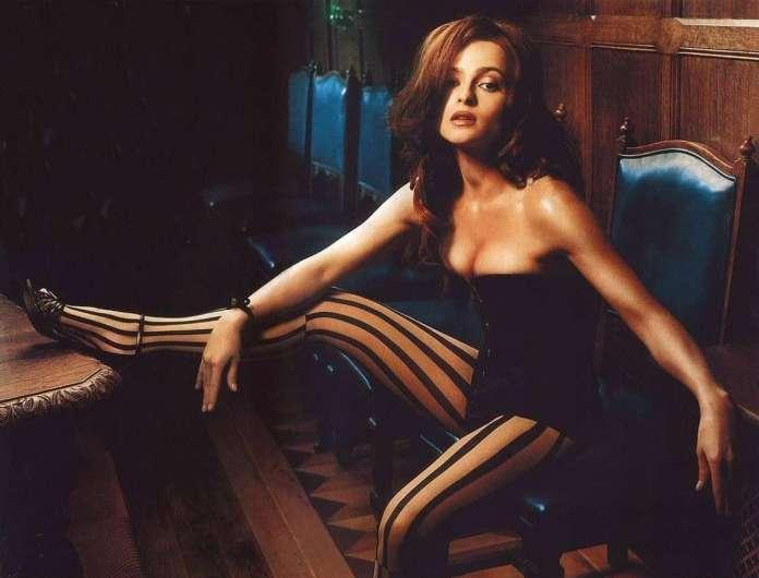 Helena Bonham Carter sexy pic