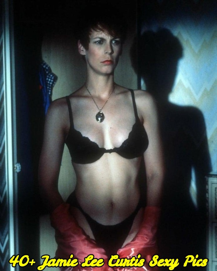 Jamie Lee Curtis sexy pics