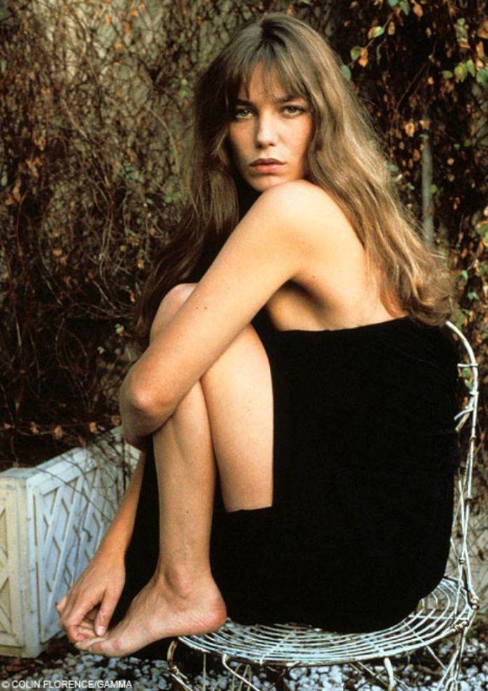 Jane Birkin hot pic