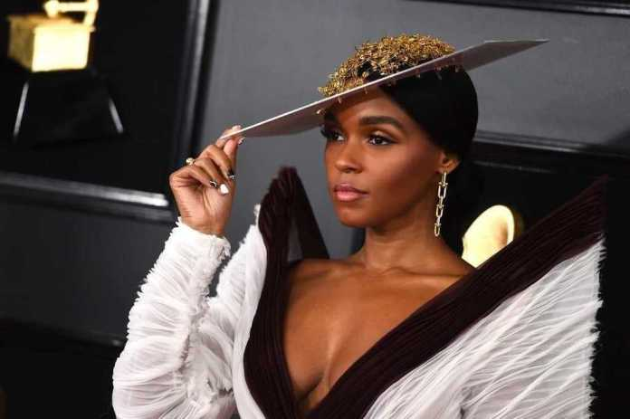 Janelle Monáe sexy look pics