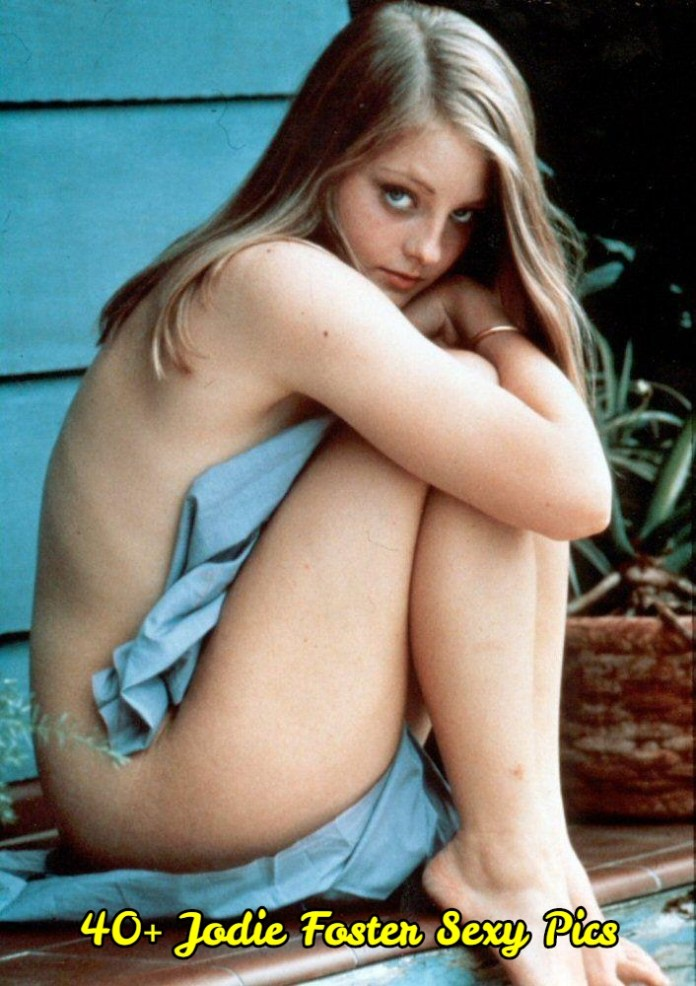 Jodie Foster sexy pictures
