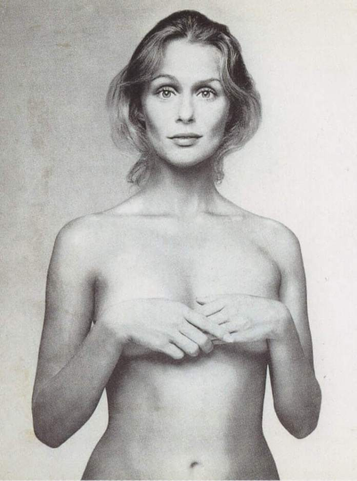 Lauren Hutton naked pics