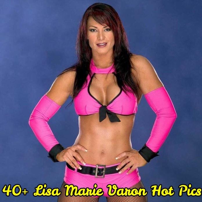Lisa Marie Varon Hot Pics