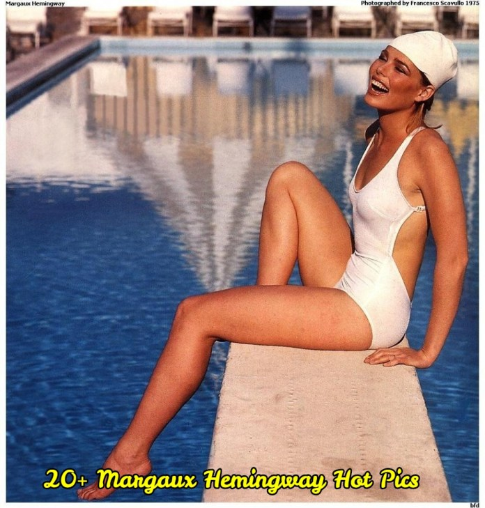 Margaux Hemingway hot pictures