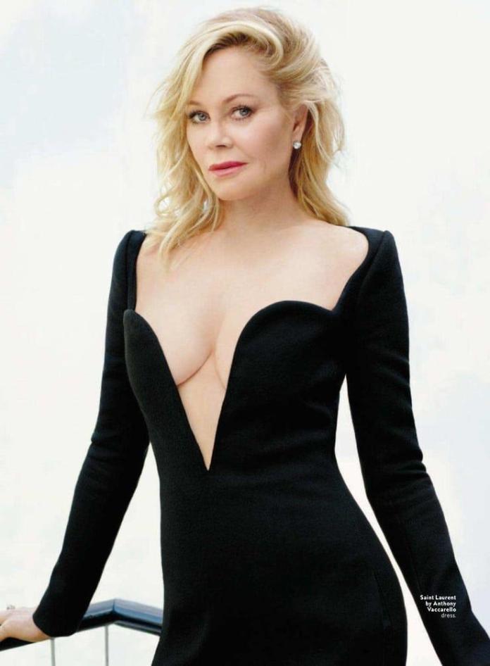 Melanie Griffith sexy