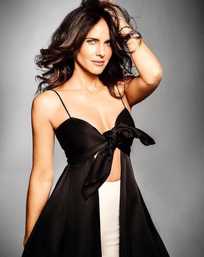 Paola Turbay sexy