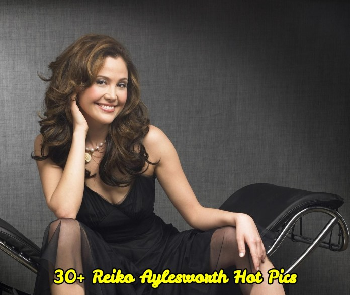 Reiko Aylesworth Hot Pics