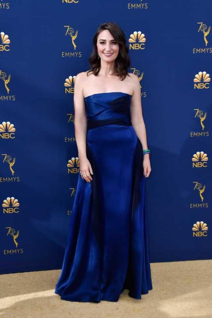Sara Bareilles hot blue dress pics