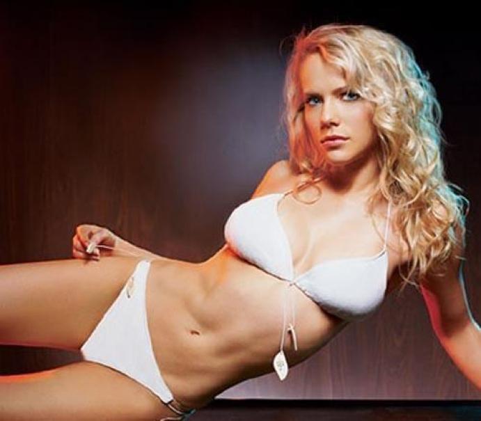 Tanja Reichert hot look pics