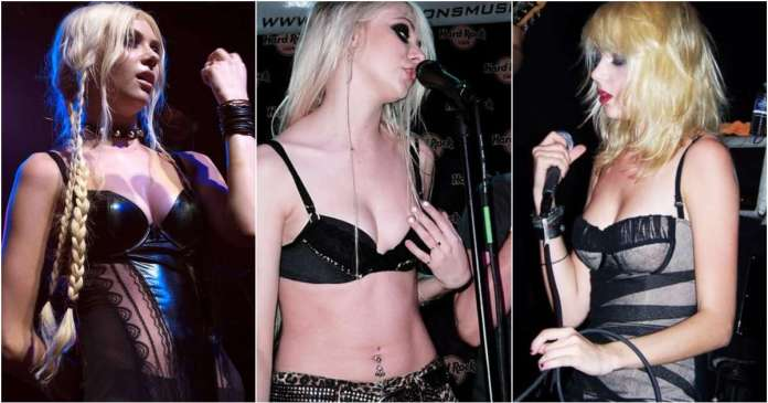 41 Sexiest Pictures Of Taylor Momsen