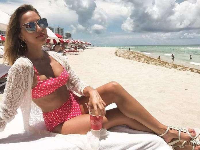 Arielle Kebbel hot look