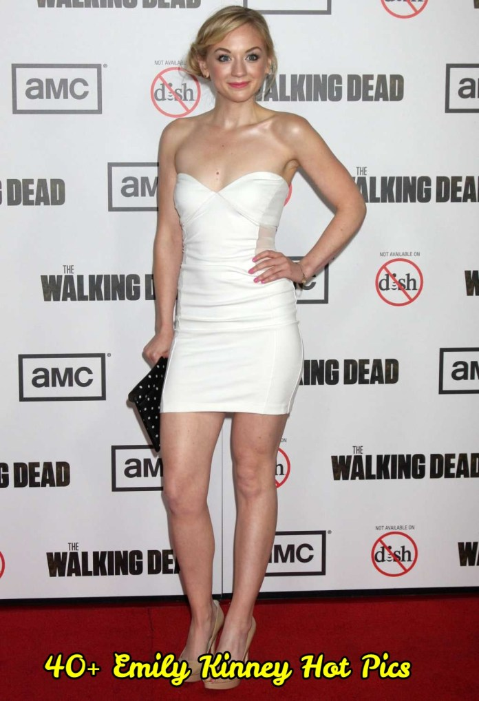 Emily Kinney hot pictures