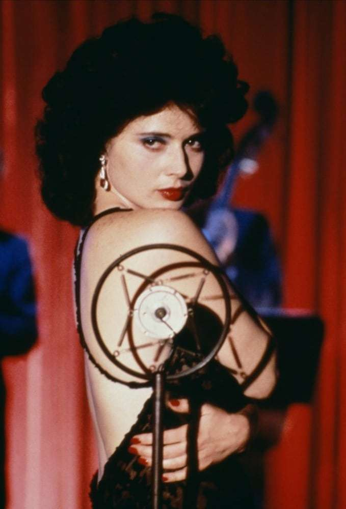 Isabella Rossellini hot pics