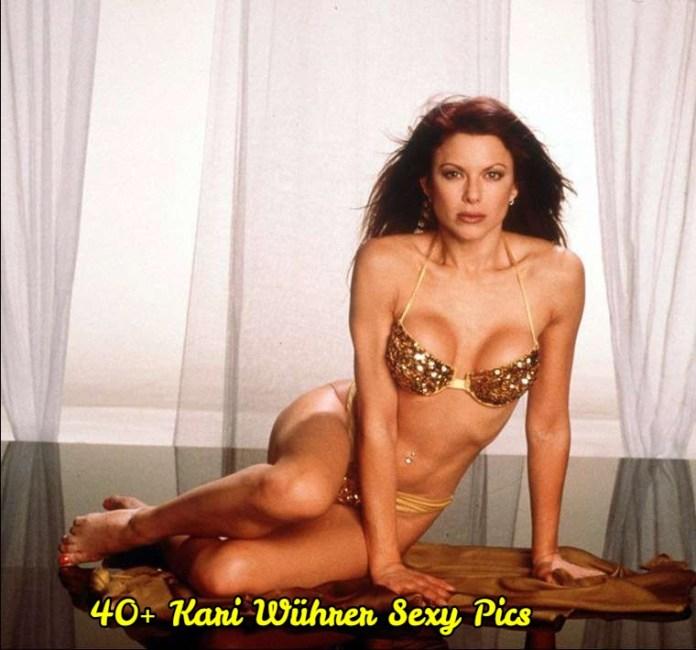 Kari Wührer sexy pictures
