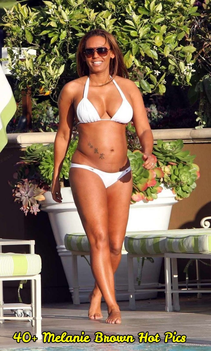 Melanie Brown hot pictures