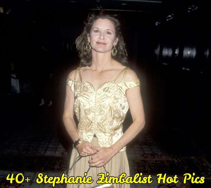 stephanie zimbalist hot pics