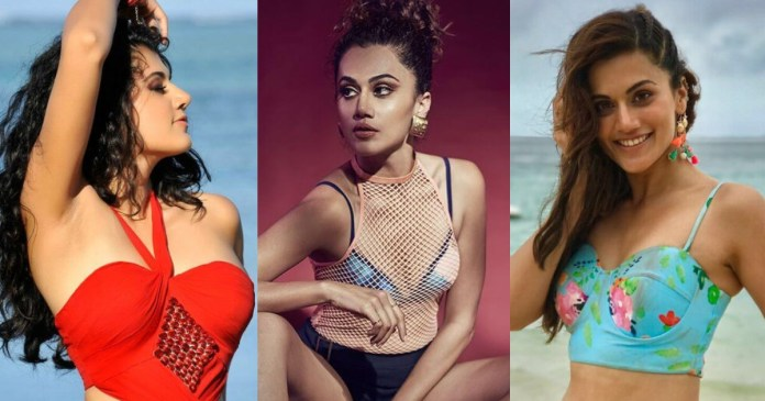 41 Hottest Pictures Of Taapsee Pannu