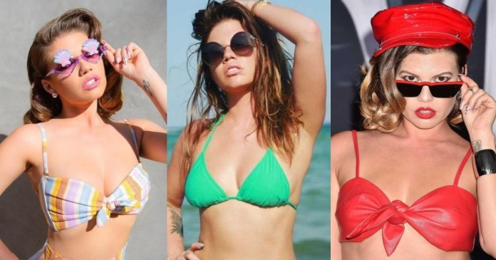 41 Sexiest Pictures Of Chanel West Coast