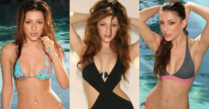 41 Sexiest Pictures Of Elena Satine
