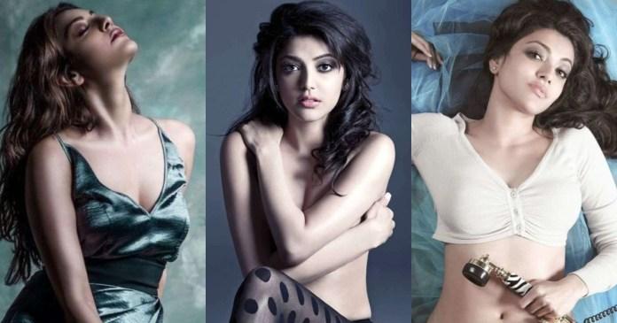 41 Sexiest Pictures Of Kajal Agarwal