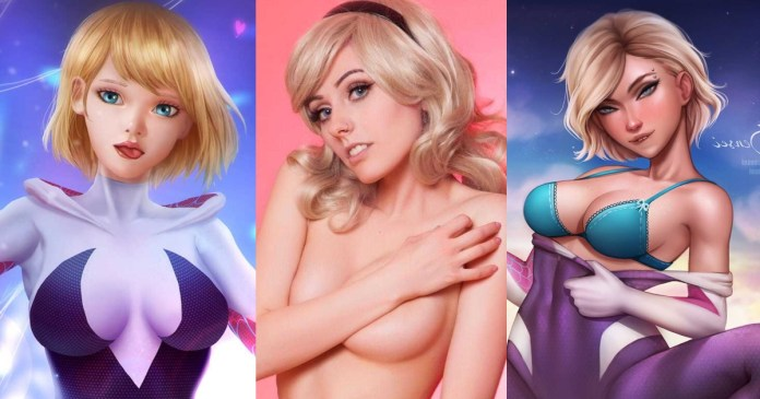 41 Sexiest Pictures Of Spider Gwen