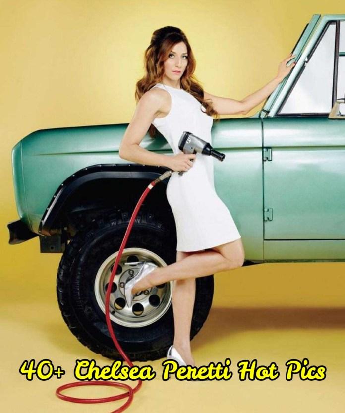 Chelsea Peretti Hot Pics