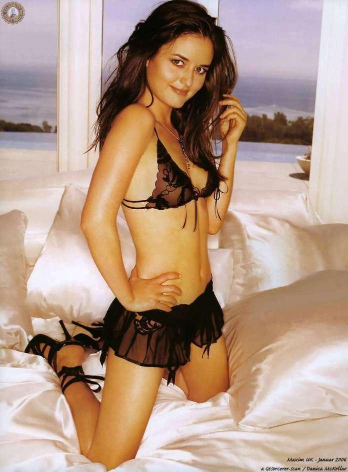 Danica McKellar sexy