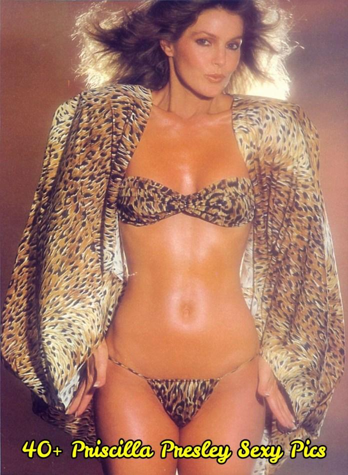 Priscilla Presley sexy pictures