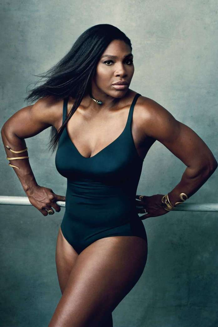 Serena Williams sexy look