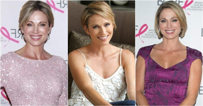 41 Hottest Pictures Of Amy Robach
