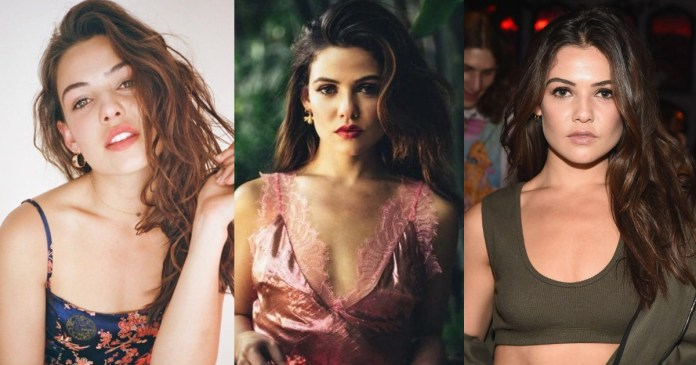 41 Hottest Pictures Of Danielle Campbell