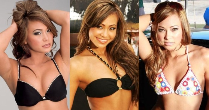 41 Hottest Pictures Of Michelle Waterson