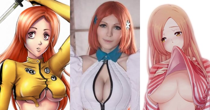 41 Hottest Pictures Of Orihime Inoue